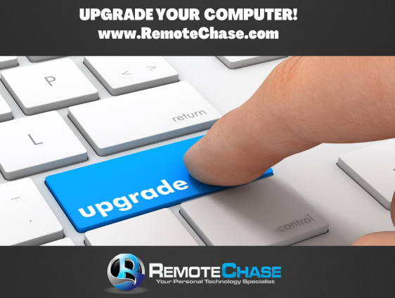 UPGRADE YOUR COMPUTER